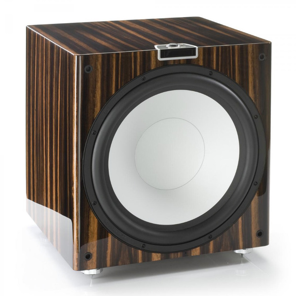 Активный сабвуфер Monitor Audio Gold W15 Piano Ebony активный сабвуфер monitor audio platinum plw215 ii ebony