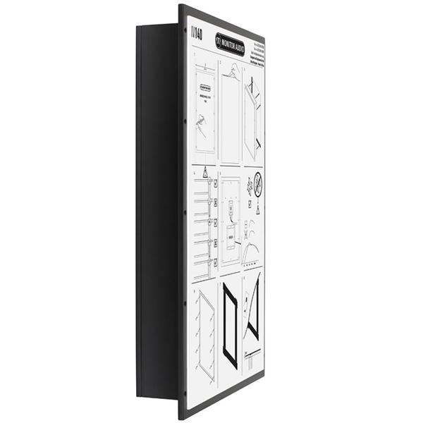 Встраиваемая акустика Monitor Audio IV140 monitor audio wt380idc встраиваемая акустическая система white