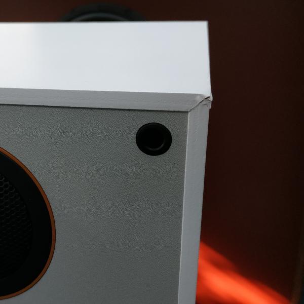 цена на Напольная акустика Monitor Audio Monitor 300 White (уценённый товар)