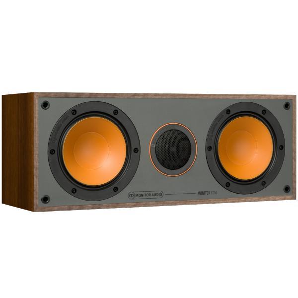 Центральный громкоговоритель Monitor Audio Monitor C150 Walnut центральный громкоговоритель klipsch rp 404c walnut