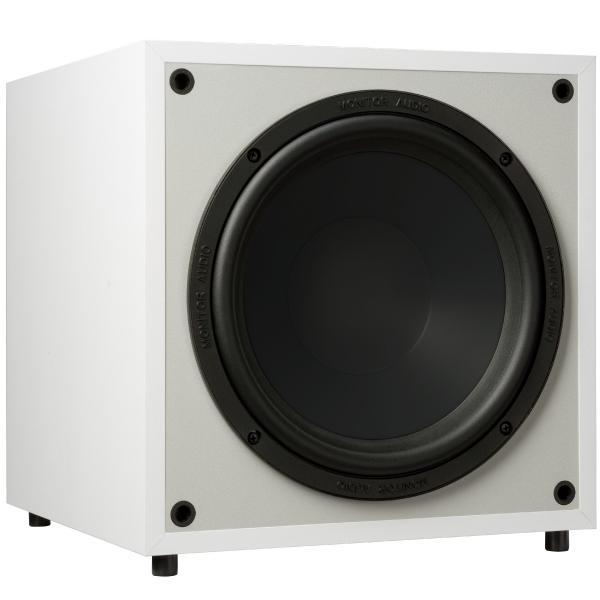 лучшая цена Активный сабвуфер Monitor Audio Monitor MRW-10 White