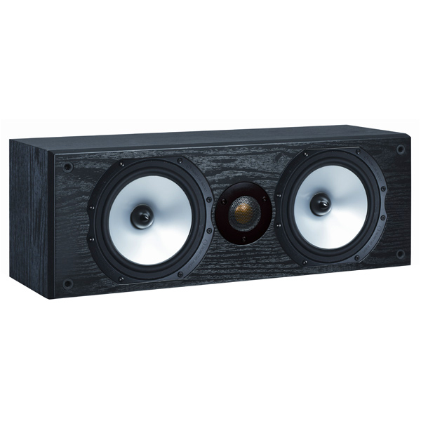 Центральный громкоговоритель Monitor Audio Monitor Reference MR Centre Black Oak (уценённый товар) центральный канал monitor audio bronze centre black oak