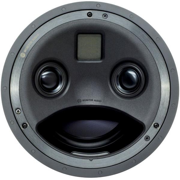 Встраиваемая акустика Monitor Audio Platinum InCeiling II White (1 шт.) полочная акустика monitor audio platinum pl100 ii rosewood