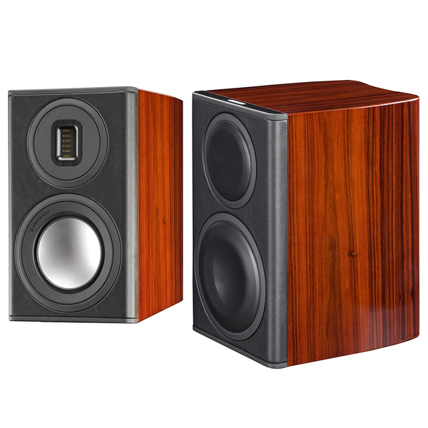 Полочная акустика Monitor Audio Platinum PL100 II Rosewood стойка для акустики monitor audio platinum pl100 ii stand