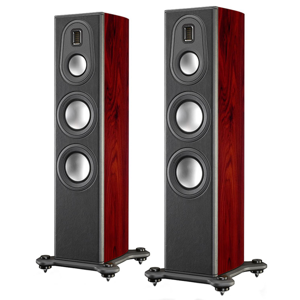 Напольная акустика Monitor Audio Platinum PL200 II Rosewood стойка для акустики monitor audio platinum pl100 ii stand