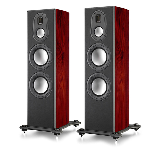 Напольная акустика Monitor Audio Platinum PL300 II Rosewood стойка для акустики monitor audio platinum pl100 ii stand