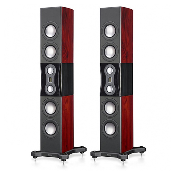Напольная акустика Monitor Audio Platinum PL500 II Rosewood активный сабвуфер monitor audio platinum plw215 ii ebony