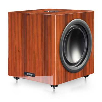 Активный сабвуфер Monitor Audio Platinum PLW215 II Rosewood активный сабвуфер monitor audio platinum plw215 ii ebony