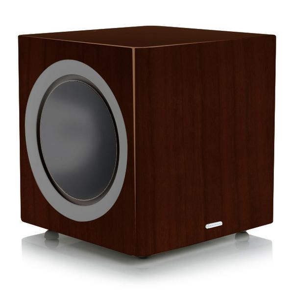 Активный сабвуфер Monitor Audio Radius 390 Walnut monitor audio radius stand white