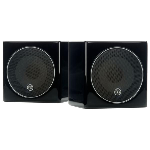 Полочная акустика Monitor Audio Radius 45 High Gloss Black акустика центрального канала piega classic center large macassar high gloss