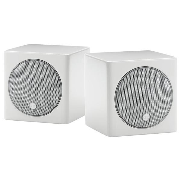 Полочная акустика Monitor Audio Radius 45 High Gloss White акустика центрального канала piega classic center large macassar high gloss