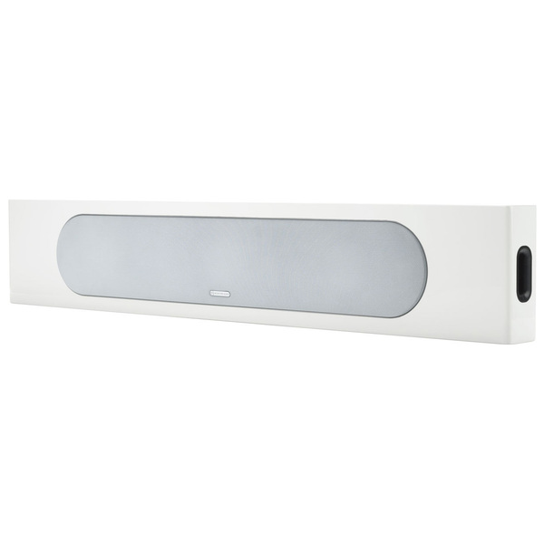 Саундбар Monitor Audio Radius One High Gloss White саундбар dali kubik one black