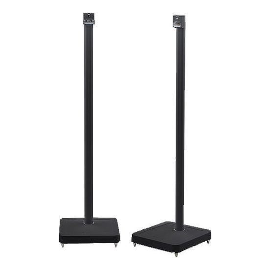 саундбар monitor audio sb 4 black Стойка для акустики Monitor Audio Radius Stand Black
