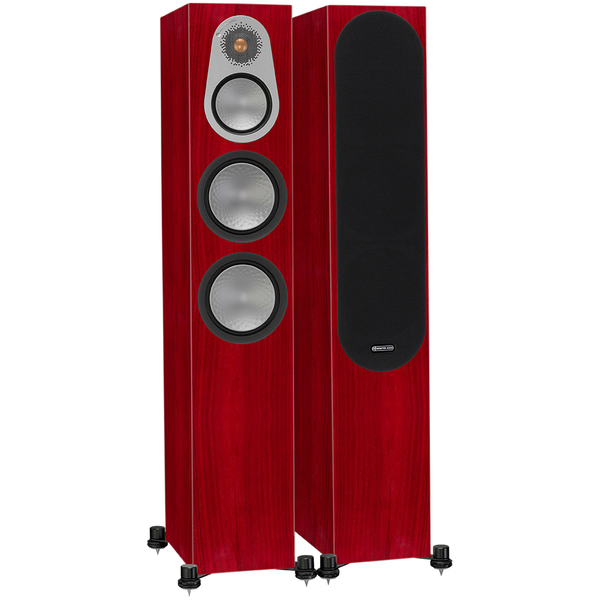 Напольная акустика Monitor Audio Silver 300 Rosenut kudos super 20 rosenut