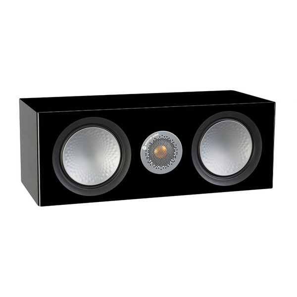 Центральный громкоговоритель Monitor Audio Silver C150 Black Gloss центральный канал canton cd 1050 black high gloss