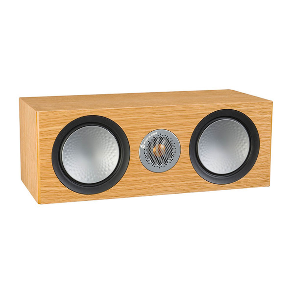 Центральный громкоговоритель Monitor Audio Silver C150 Natural Oak акустика центрального канала asw opus c 14 dark oak eggshell black