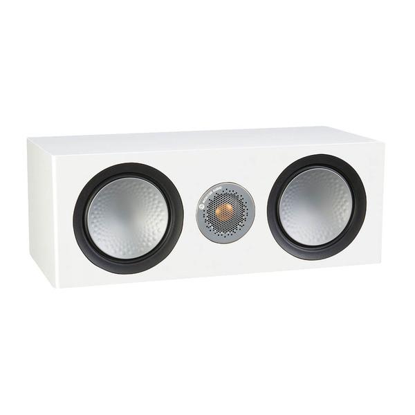 Центральный громкоговоритель Monitor Audio Silver C150 White центральный канал monitor audio silver c150
