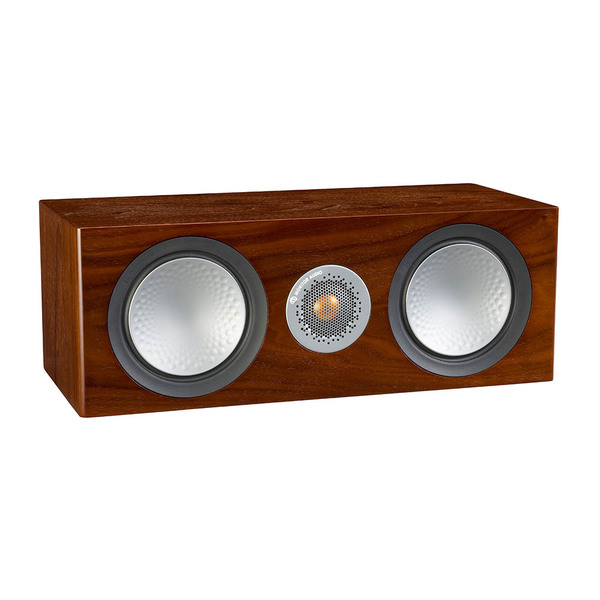 Центральный громкоговоритель Monitor Audio Silver C150 Walnut акустика центрального канала paradigm prestige 45c black walnut