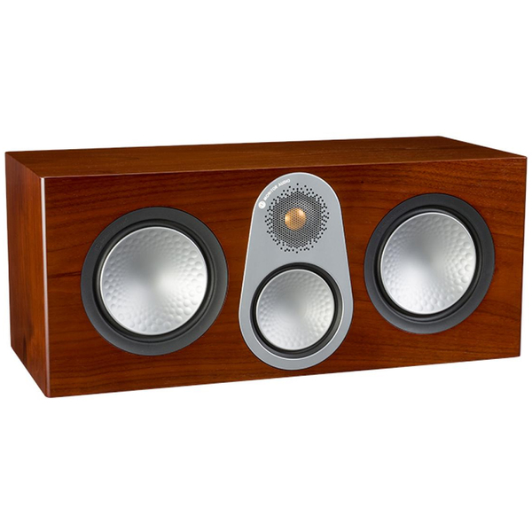 Центральный громкоговоритель Monitor Audio Silver C350 Walnut акустика центрального канала paradigm prestige 45c black walnut