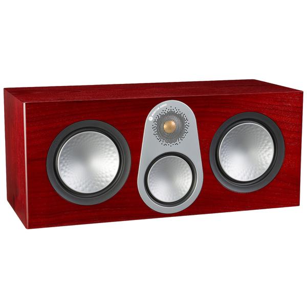 Центральный громкоговоритель Monitor Audio Silver C350 Rosenut центральный громкоговоритель monitor audio gold c350 piano white