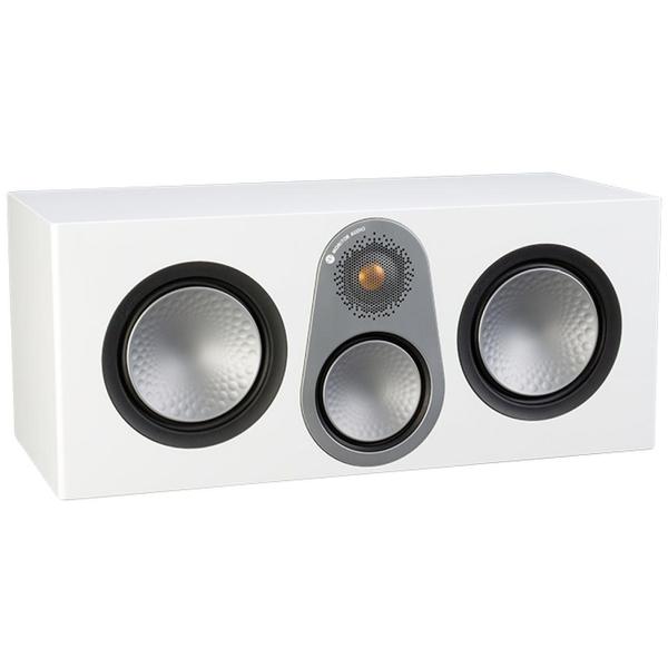 Центральный громкоговоритель Monitor Audio Silver C350 White центральный громкоговоритель monitor audio gold c350 piano white