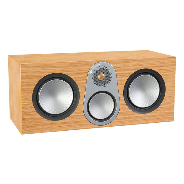 Центральный громкоговоритель Monitor Audio Silver C350 Natural Oak акустика центрального канала asw opus c 14 dark oak eggshell black