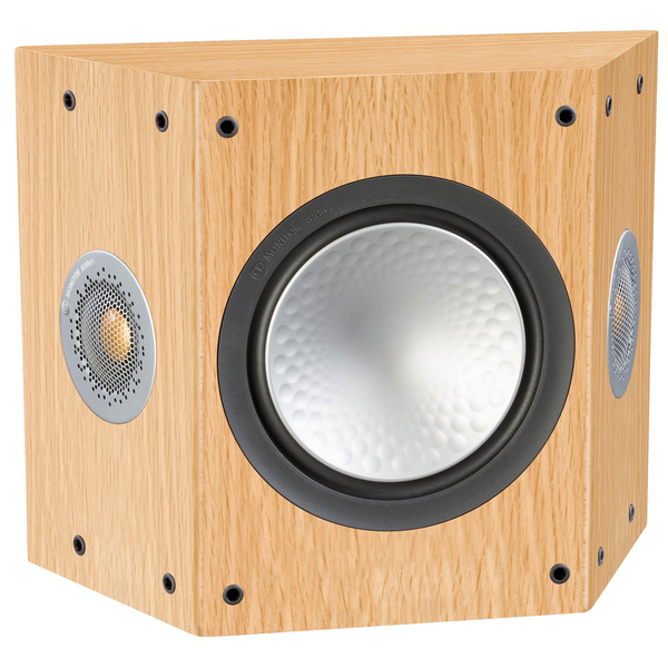 Специальная тыловая акустика Monitor Audio Silver FX 6G Natural Oak monitor audio silver 2 black oak