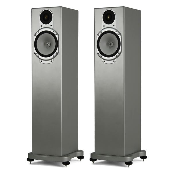 Напольная акустика Monitor Audio Silver RS5 Silver (уценённый товар) встраиваемая акустика трансформаторная inkel ics 05 white 1 шт уценённый товар