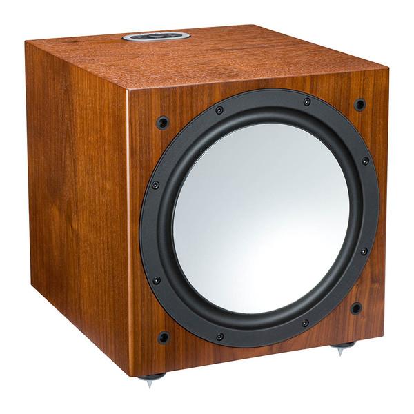 Активный сабвуфер Monitor Audio Silver W12 6G Walnut гарнец мука ржаная цельносмолотая 500 г