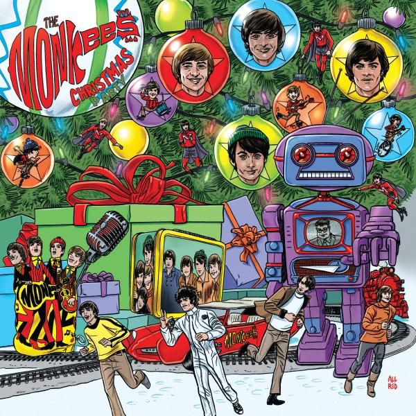 Monkees Monkees - Christmas Party (180 Gr) фото
