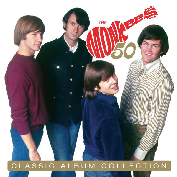 Monkees Monkees - Classic Album Collection (10 LP) bigbang 2016 welcoming collection release date 2016 03 02 kpop album