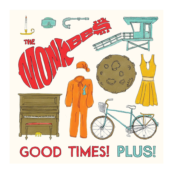 Monkees Monkees - Good Times! Plus!