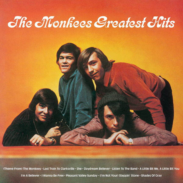 Monkees - Greatest Hits (colour)