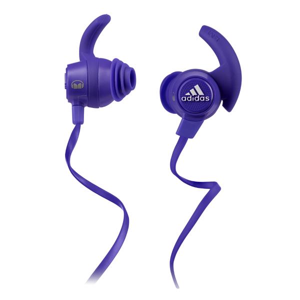 Внутриканальные наушники Monster Adidas Performance Response Purple adidas performance adidas performance ad094auhfs83 page 2