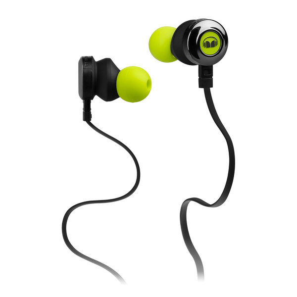 Внутриканальные наушники Monster Clarity HD In-Ear Headphones Green охватывающие наушники monster adidas originals over ear headphones blue