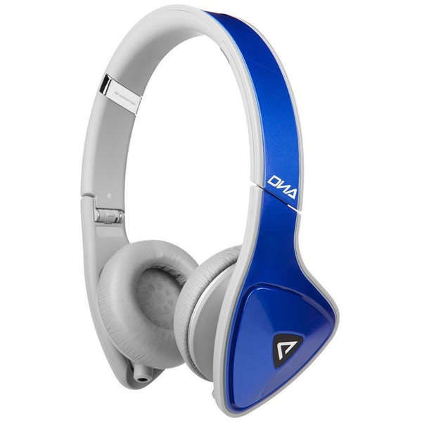 Накладные наушники Monster DNA Blue (уценённый товар) накладные наушники monster dna on ear headphones carbon black