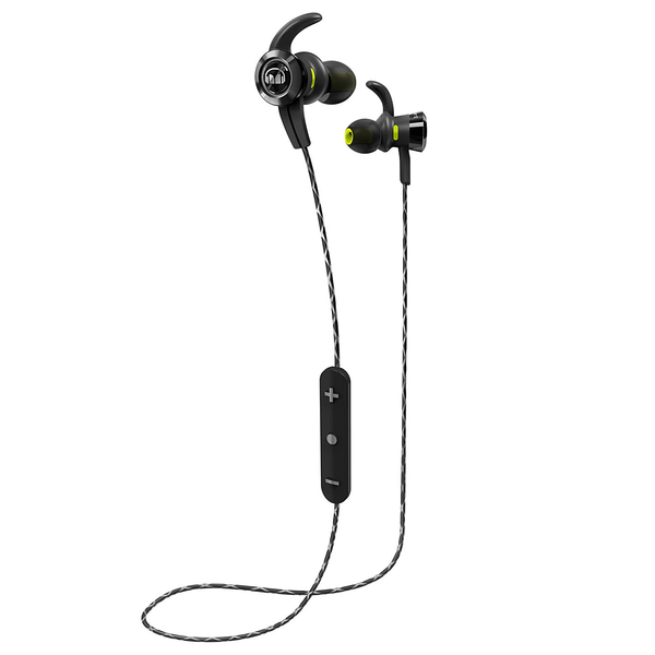 Беспроводные наушники Monster iSport Victory In-Ear Wireless Black беспроводные наушники monster isport victory in ear wireless blue
