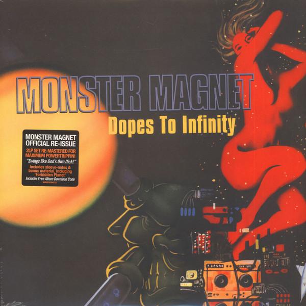 Monster Magnet Monster Magnet - Dopes To Infinity (2 LP) трусы 2 шт quelle infinity kids 1005265