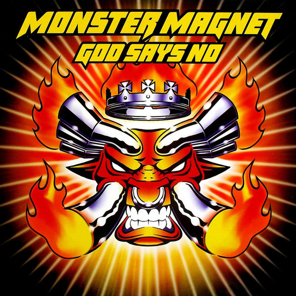 Monster Magnet - God Says No (2 LP)