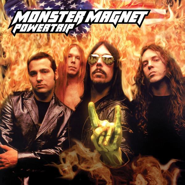 Monster Magnet Monster Magnet - Powertrip (2 LP) trouble magnet 2