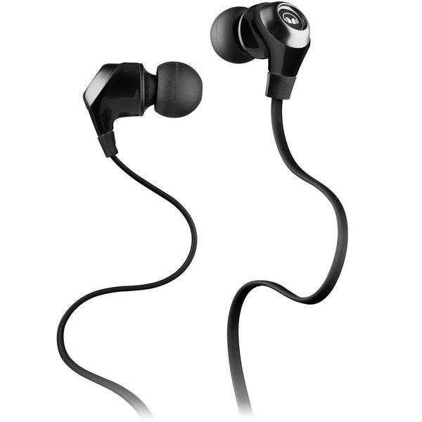 Внутриканальные наушники Monster N-Lite In-Ear Black внутриканальные наушники ultrasone pyco black satin