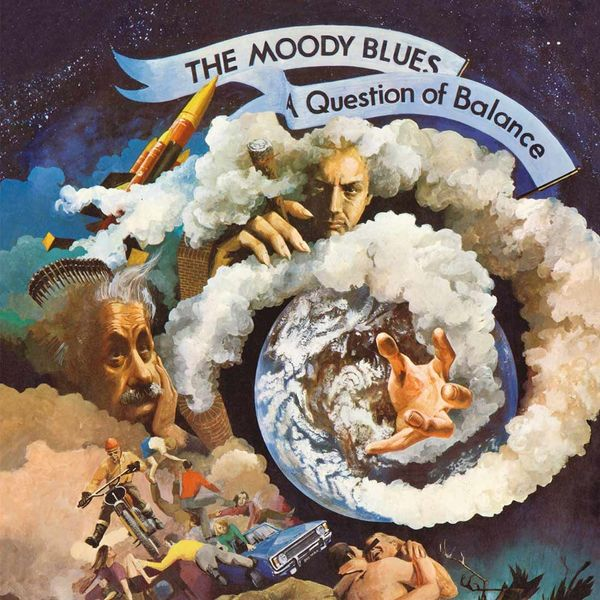 Moody Blues Moody Blues - A Question Of Balance judy moody mood martian