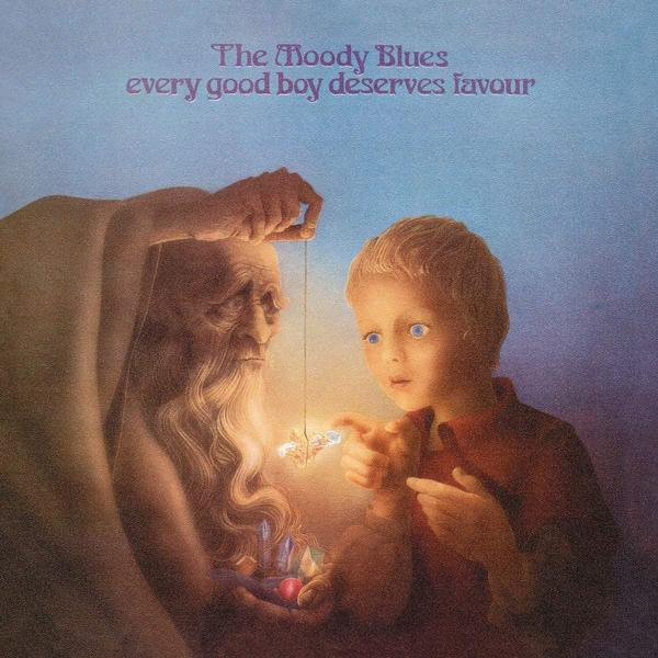 Moody Blues Moody Blues - Every Good Boy Deserves Favour judy moody mood martian