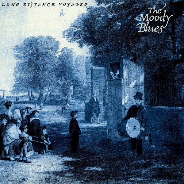 Moody Blues Moody Blues - Long Distance Voyager succubus blues
