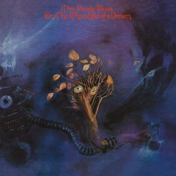 Moody Blues Moody Blues - On The Threshold Of A Dream judy moody mood martian