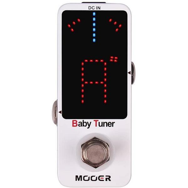 Гитарный тюнер Mooer Baby Tuner