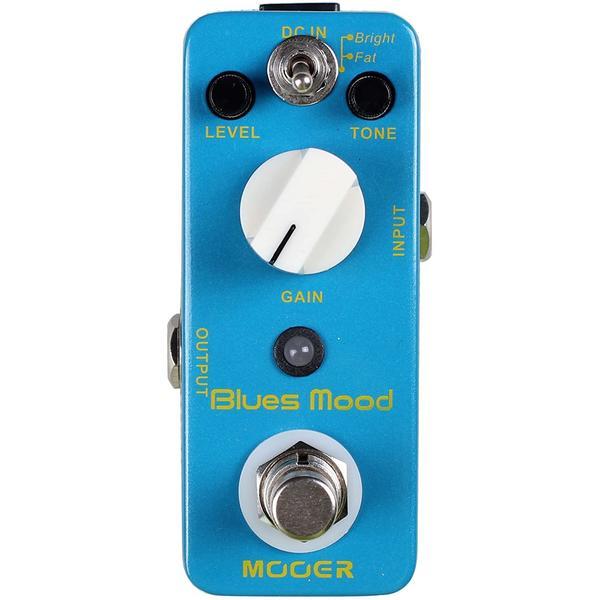 Педаль эффектов Mooer Blues Mood