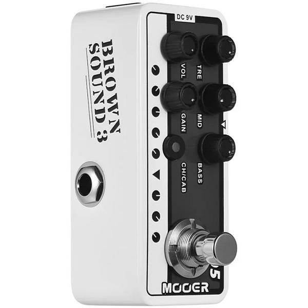 Гитарный предусилитель Mooer Brown Sound 3