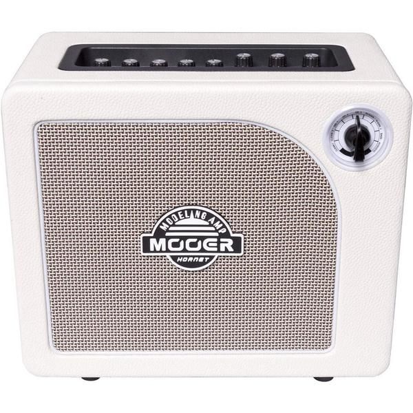 Гитарный комбоусилитель Mooer DH02 Hornet 15 White