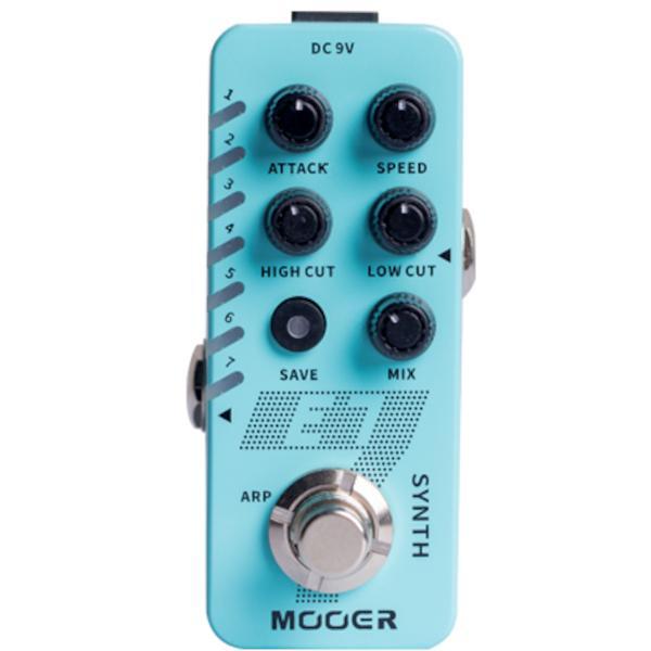 Педаль эффектов Mooer E7 Synth